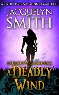 Cover Legends of Lasniniar: A Deadly Wind