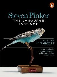 Cover The Language Instinct