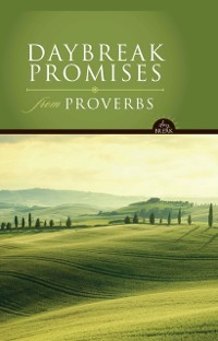 Cover NIV, DayBreak Promises from Proverbs