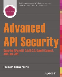 Cover Advanced API Security