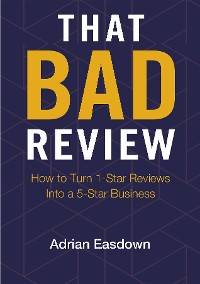 Cover That Bad Review