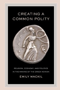 Cover Creating a Common Polity
