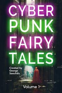 Cover Cyberpunk Fairy Tales