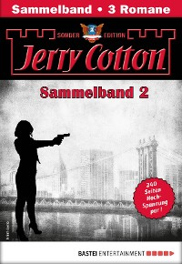 Cover Jerry Cotton Sonder-Edition Sammelband 2 - Krimi-Serie
