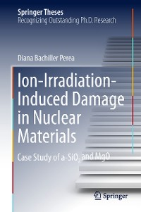 Cover Ion-Irradiation-Induced Damage in Nuclear Materials