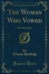 Cover The Woman Who Vowed