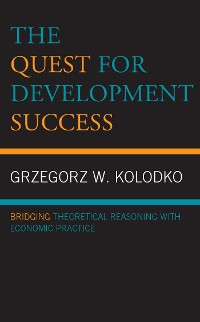 Cover The Quest for Development Success