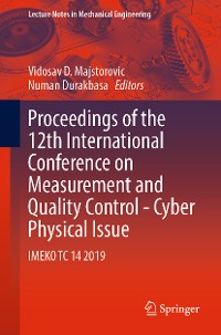 Cover Proceedings of the 12th International Conference on Measurement and Quality Control - Cyber Physical Issue