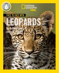Cover Face to Face with Leopards