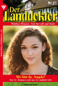 Cover Der Landdoktor 21 – Arztroman