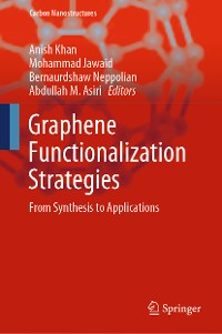 Cover Graphene Functionalization Strategies