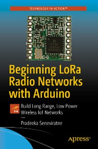 Cover Beginning LoRa Radio Networks with Arduino