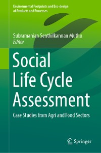 Cover Social Life Cycle Assessment