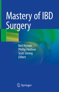 Cover Mastery of IBD Surgery