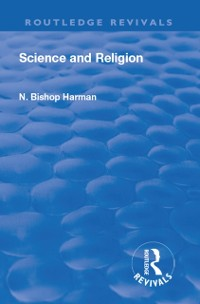 Cover Revival: Science and Religion (1935)