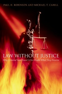 Cover Law without Justice