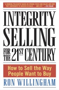 Cover Integrity Selling for the 21st Century