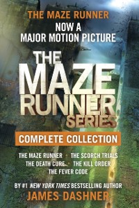 Cover Maze Runner Series Complete Collection (Maze Runner)