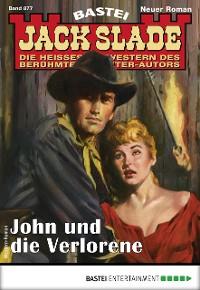 Cover Jack Slade 877 - Western