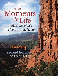 Cover A Few Moments in Life: Reflections of Life in Pictures and Poems