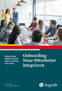 Cover Onboarding - Neue Mitarbeiter integrieren