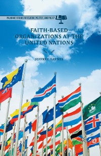 Cover Faith-Based Organizations at the United Nations