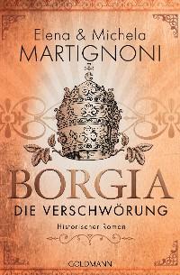 Cover Borgia - Die Verschwörung