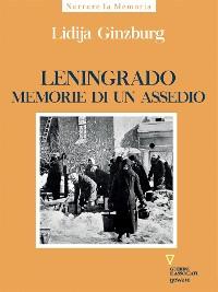 Cover Leningrado memorie di un assedio