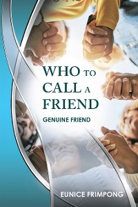 Cover Who to Call a Friend