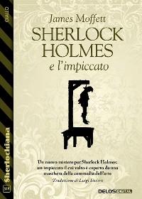 Cover Sherlock Holmes e l'impiccato