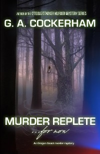 Cover MURDER REPLETE...for now