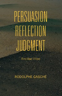 Cover Persuasion, Reflection, Judgment