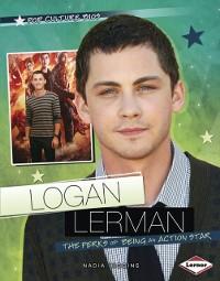 Cover Logan Lerman