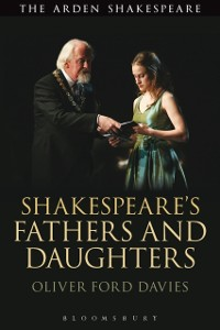 Cover Shakespeare's Fathers and Daughters
