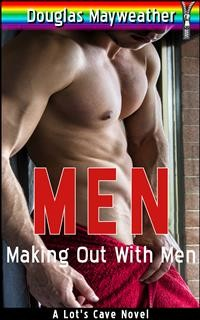 Cover Men Making Out With Men