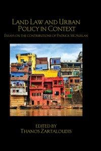 Cover Land Law and Urban Policy in Context