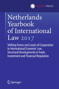 Cover Netherlands Yearbook of International Law 2017