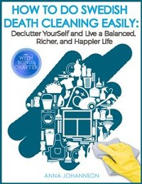 Cover How To Do Swedish Death Cleaning Easily