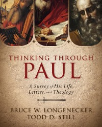 Cover Thinking through Paul