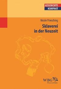 Cover Sklaverei in der Neuzeit