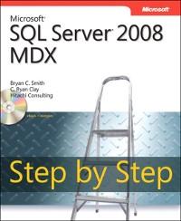 Cover Microsoft SQL Server 2008 MDX Step by Step