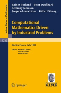 Cover Computational Mathematics Driven by Industrial Problems