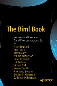 Cover The Biml Book