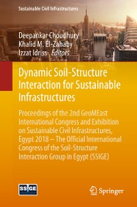 Cover Dynamic Soil-Structure Interaction for Sustainable Infrastructures