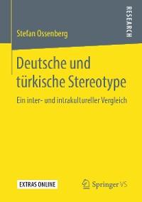 Cover Deutsche und türkische Stereotype