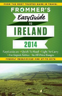 Cover Frommer's EasyGuide to Ireland 2014