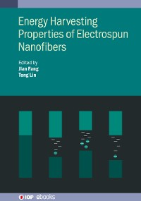 Cover Energy Harvesting Properties of Electrospun Nanofibers
