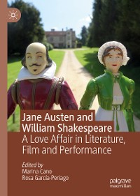 Cover Jane Austen and William Shakespeare