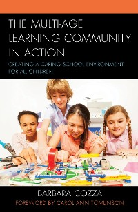 Cover The Multi-age Learning Community in Action