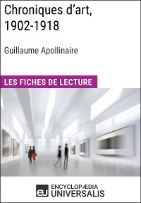 Cover Chroniques d'art, 1902-1918 de Guillaume Apollinaire